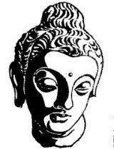 buddha-black-and-white