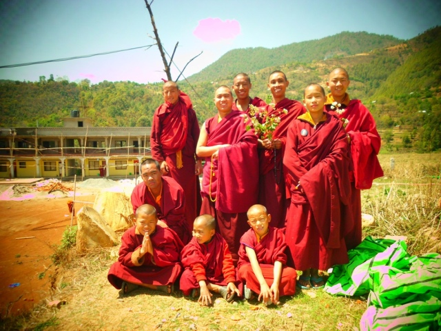 NJBC sponsored monks
