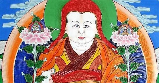 Dolpopa Sherab Gyaltsen (笃布巴喜饶坚赞) 12.