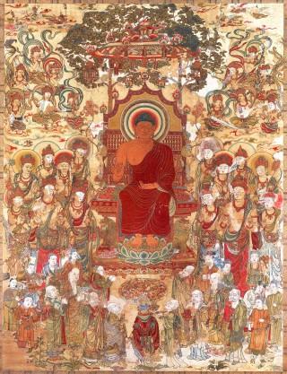 buddha-amitabha-in-his-pure-land-sukhavati-this-is-chinese-rhpinterestcom-called-sukhavati-meaning-uhappy-amitabha-Amitabha-Buddha-Pure-Land-in-his-pure-land